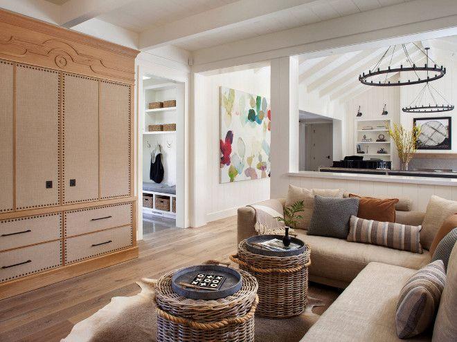 Family Room Custom Cabinet. Family Room Sectional. Family Room Baskets Family  Room #Familyroom