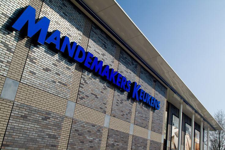 Showroom @mandemakerskeukens by #vanderlindearchitecten