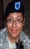 Army Pfc. Barbara Vieyra  Died September 18, 2010 Serving During Operation Enduring Freedom  22, of Mesa, Ariz.; assigned to 720th Military Police Battalion, 89th Military Police Brigade, Fort Hood, Texas; died Sept. 18 in the Khas district of Kunar province, Afghanistan, of wounds suffered when insurgents attacked her unit using an improvised explosive device and rocket-propelled grenade fire.