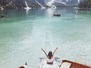 Pragser Wildsee - ich zeige dir auf meinem Blog die besten Tipps für deinen Urlaub in Südtirol!