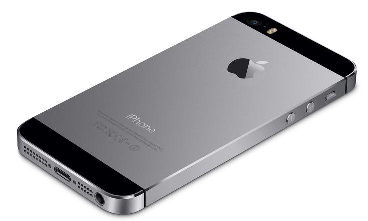 Nuevo #iPhone #5S Gris Espacial #Apple