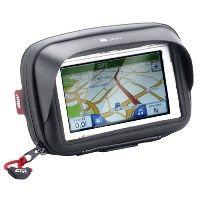 Βάση Smartphone / GPS GIVI S952 για τοποθέτηση στο τιμόνι κατάλληλο για οθόνες μεγέθους έως και 3.5 ίντσες