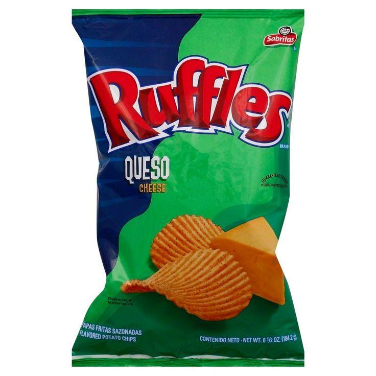 Best 25 Ruffles Potato Chips Ideas On Pinterest