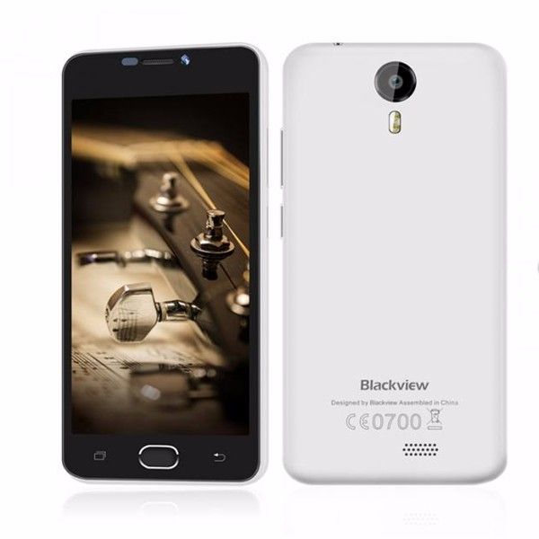 Blackview BV2000 5.0-inch 4G LTE 1GB RAM 8GB ROM MT6735P Quad-core 1.0GHz Smartphone