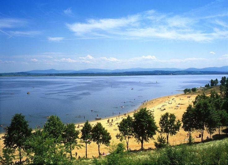 Poland, jezioro Nyskie