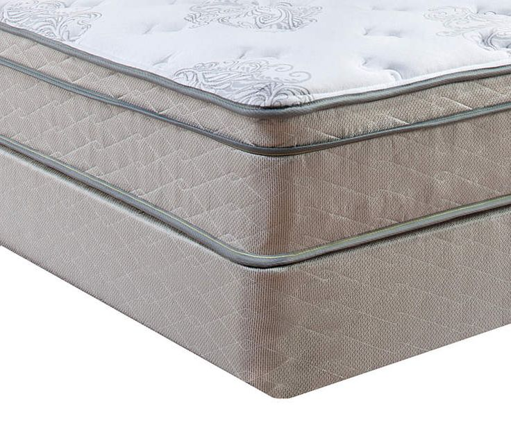 Serta Perfect Sleeper Davis Euro Top Full Mattress Set At Lots