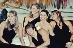 Our Brides love using our dresses as bridesmaid dresses.  www.infinity-dress.co.za