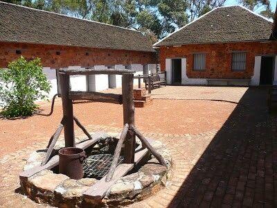 Toodyay Old Gaol Courtyard