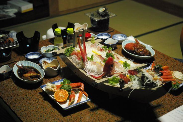 Péninsule d'Izu : ma nuit dans un ryokan de Kumomi Onsen, village de pêcheurs. #Ryokan #Japon #voyage