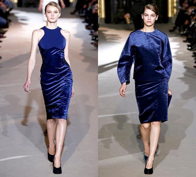 Синее платье iz vilyura