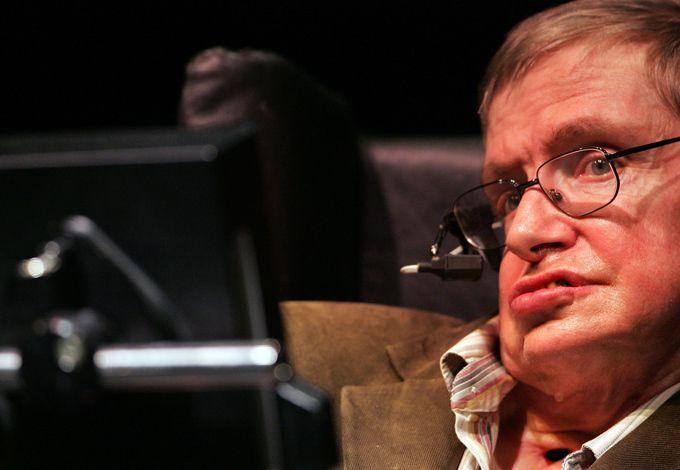Стивен Хокинг: «Наша агрессия уничтожит всех нас»   Личность   Кто я   Psychologies
