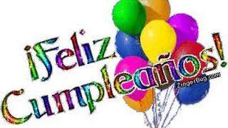 Tarjeta De Cumpleaños - Feliz Cumpleaños Canción Instrumental 2015 - Para Dedicar