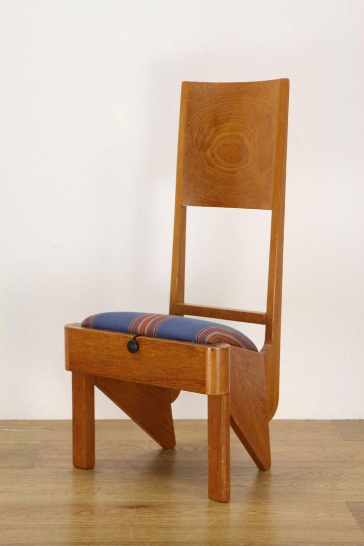 'Amsterdam school' Chair