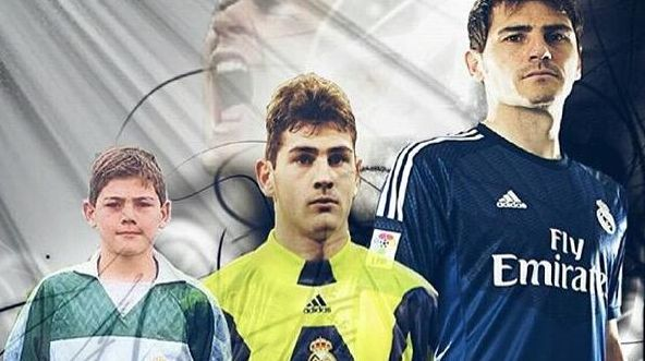 Iker Casillas emotional exit from Real Madrid. Farewell messages from Players, Friends and Fans