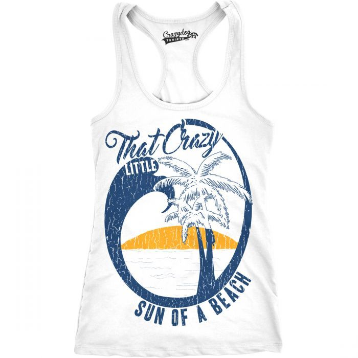 5b26c0c79a456 Mens Shady Beach Funny Tees Sleeveless Tops Gym Workout Lifting Novelty  Fitness Crazy Dog Tshirts