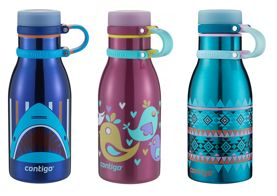 Contigo Maddie - ranked as one of our best water bottles for kids