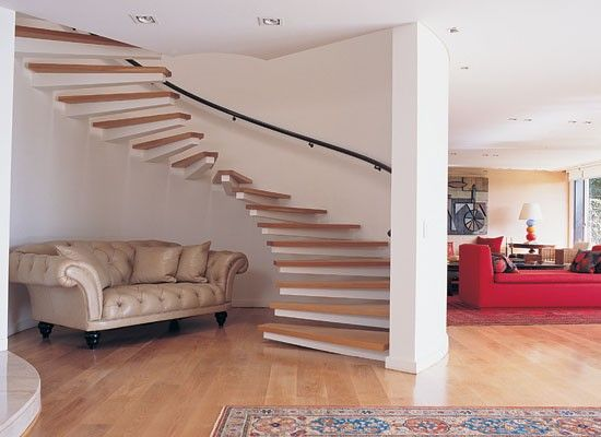 17 best images about c escaleras on pinterest le for Diseno de escaleras interiores