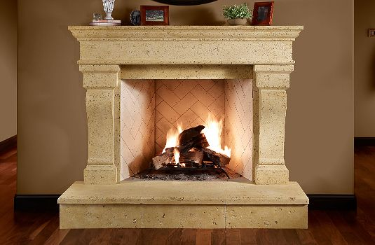 37 Best Images About Handcrafted Fireplace Surrounds On