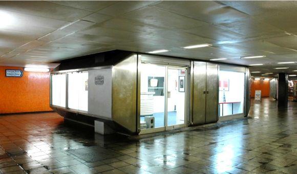Subway Gallery, Edgware Road