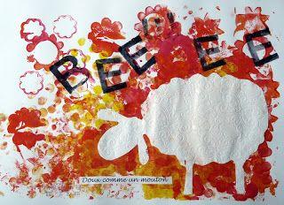 les petites têtes de l'art: Je suis doux comme un...