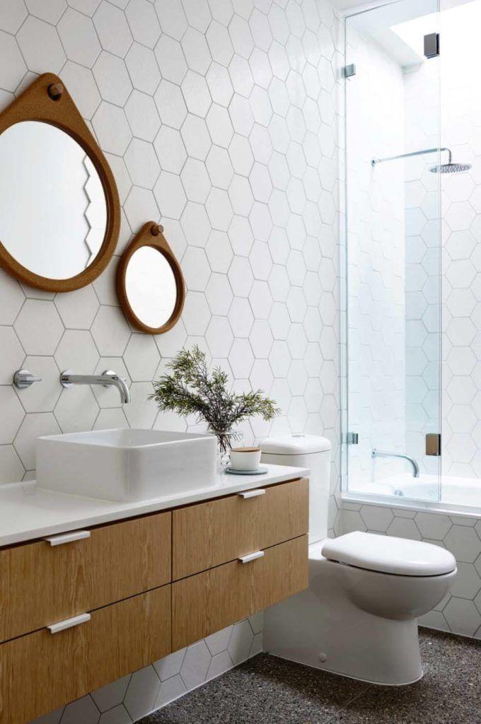 Mid Century Modern Bathroom Design Inspo The Best Affordable