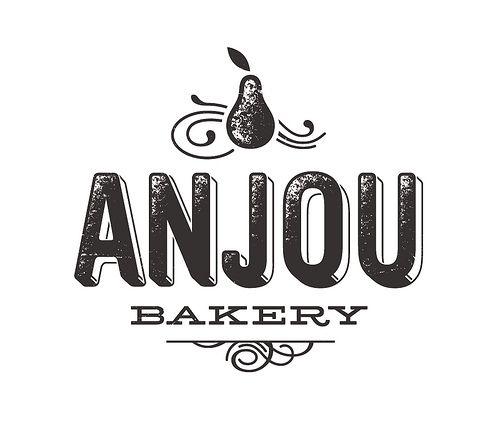 Bakery logo. #worn #vintage