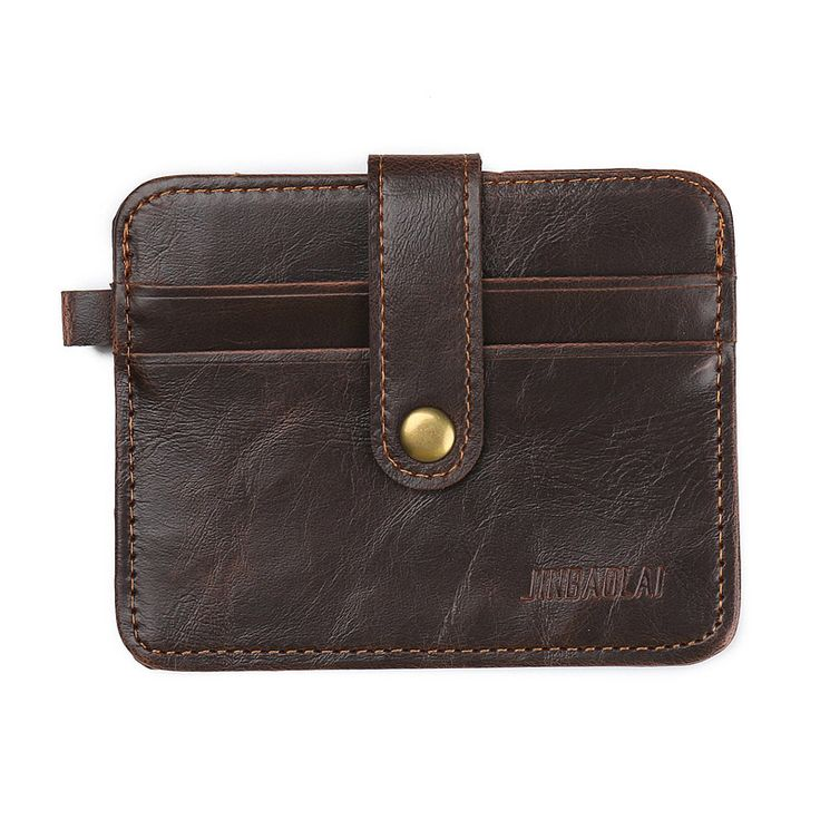 $2.35 (Buy here: https://alitems.com/g/1e8d114494ebda23ff8b16525dc3e8/?i=5&ulp=https%3A%2F%2Fwww.aliexpress.com%2Fitem%2FCowhide-Oil-Wax-Leather-Men-Wallet-Luxury-Brand-Male-Purses-Vintage-Designer-Credit-Card-Holder-BID070%2F32729728479.html ) Cowhide Oil Wax PU Leather Men Wallet Luxury Bag Brand Male Purses Vintage Designer ID Credit Card Holder -- BID070 PR49 for just $2.35