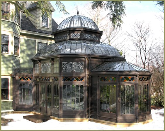 TANGLEWOOD CONSERVATORIES INC.  Denton, Maryland.