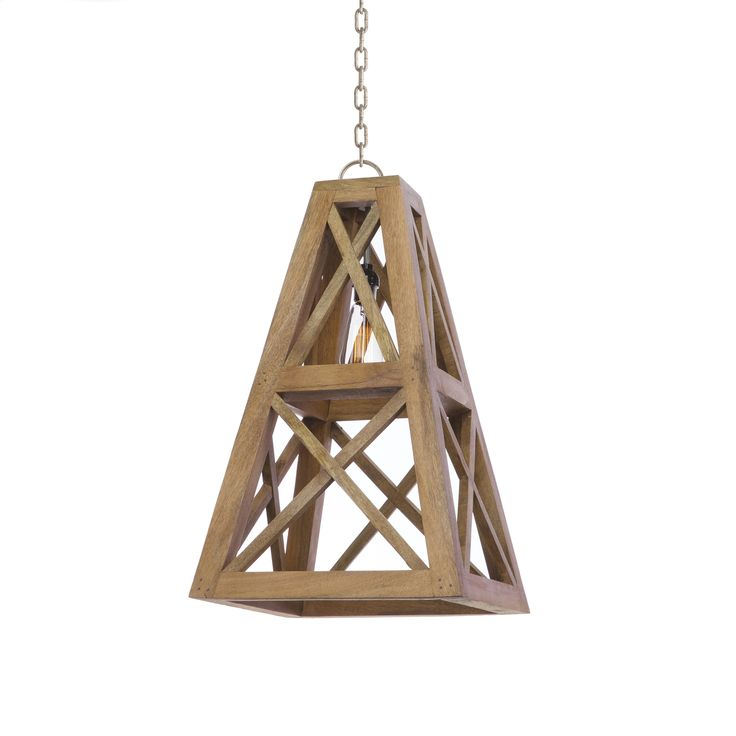 Lighthouse Cape Cod Wooden Hanging Lantern Ceiling Light, Chandelier