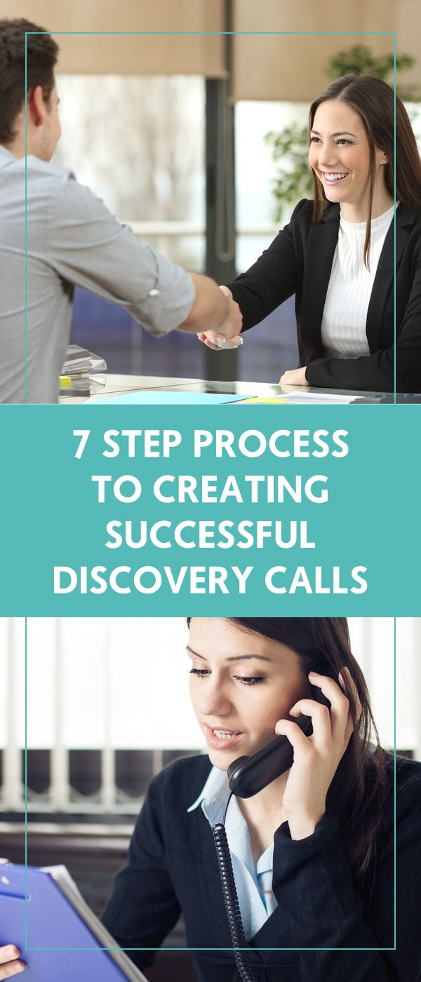 7 Step Process to Creating Successful Discovery Calls - The Wellness Business Hub