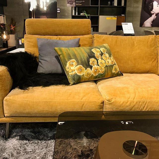 The stunning Carlton Sofa. #boconcept #sofa
