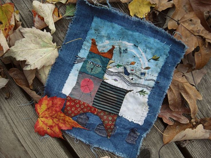 Dancing with leaves - Jude Hill of Spirit Cloth