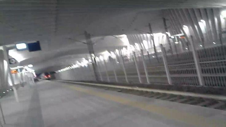 Reggio Emilia Alta Velocità Mediopadana, Stazione di Reggio Emilia Alta ...