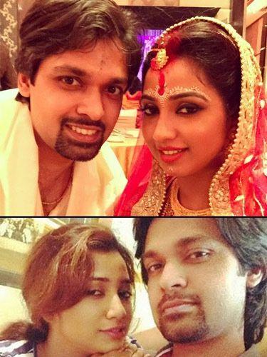 On 5th of February, 2015, Shreya Ghoshal got married to long time boyfriend Shiladitya Mukhopadhyaya!