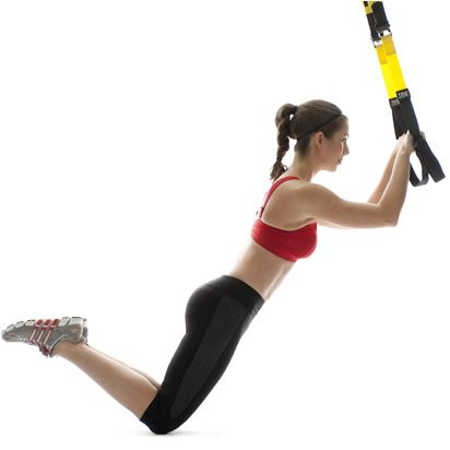 TRX Benefits - Total-Body TRX Workout - Shape Magazine