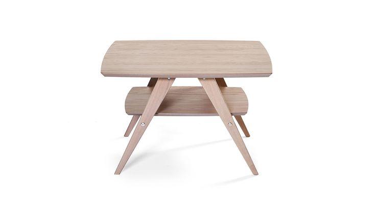 Split soffbord vitpigmenterad ek 80 från Bord Birger. Handla soffbord online. Vi har ett stort utbud av soffbord på nätet. Fri frakt & personlig service!