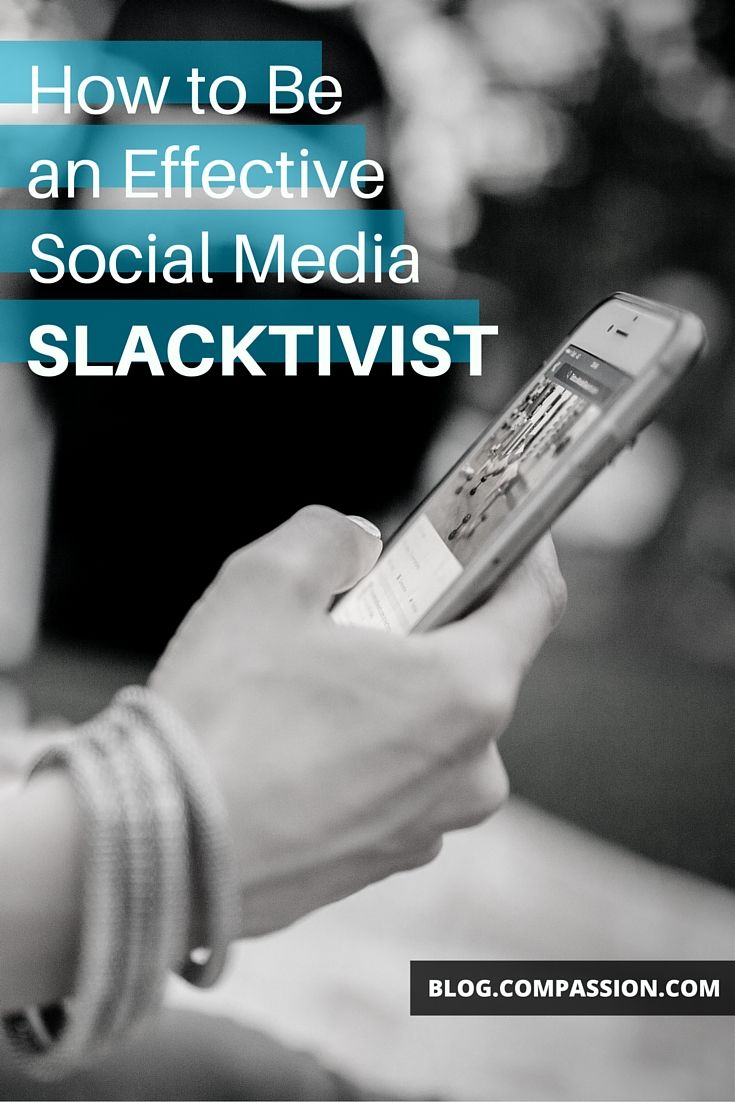 "Before you post, re-tweet or change profile pictures in reaction to news, consider these ideas on how to take the ""slacker"" out of social media slacktivist."