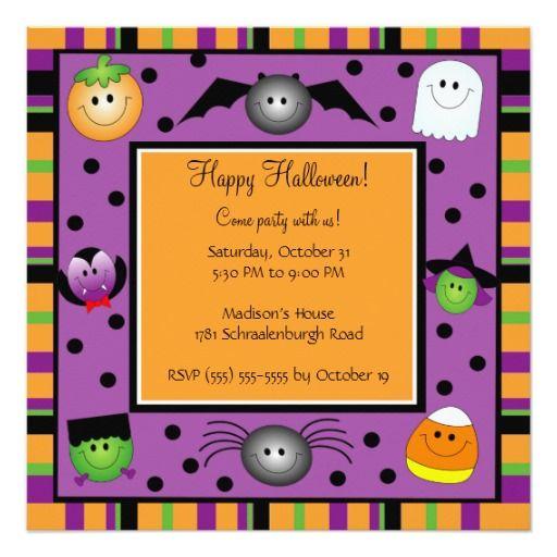 c2f19deb2110319333a68c3cbbc14ad5 halloween clipart cute halloween 40 best halloween clipart and invitation ideas images on pinterest,Cute Halloween Party Invitations