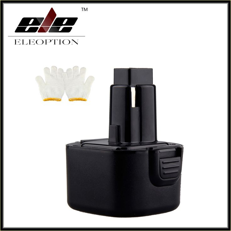 >> Click to Buy << Eleoption For Dewalt  Power Tool Battery 3000mAh 9.6V Ni-MH DC9062 DE9036 DE9061 DE9062 DW9061 DW9062  Power Tool Accessories #Affiliate