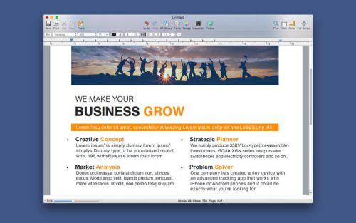 Document Writer Pro - Powerful Word Processor Business...: Document Writer Pro - Powerful Word Processor… #mac #Business #Productivity