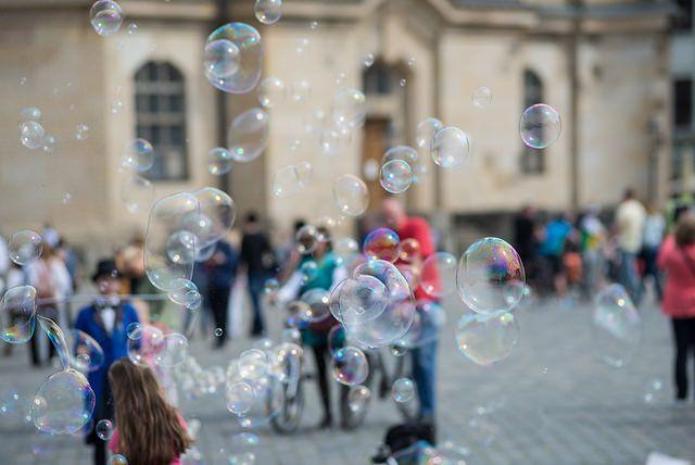 Neustadt, Dresden [photo by Pavlo Petrenko via Creative Commons ] // post on happiestwhenexploring.com