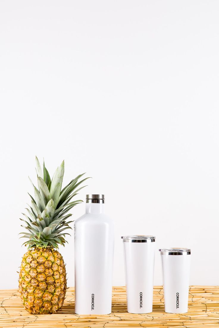 Take some tropical with you. #Corkcicle