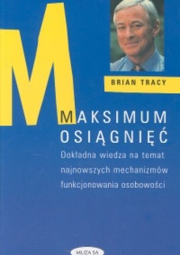 Okładka książki Maksimum osiągnięć