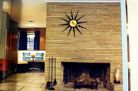 1000 Images About Mid Century Modern Fireplaces On Pinterest Fireplaces Mid Century Modern