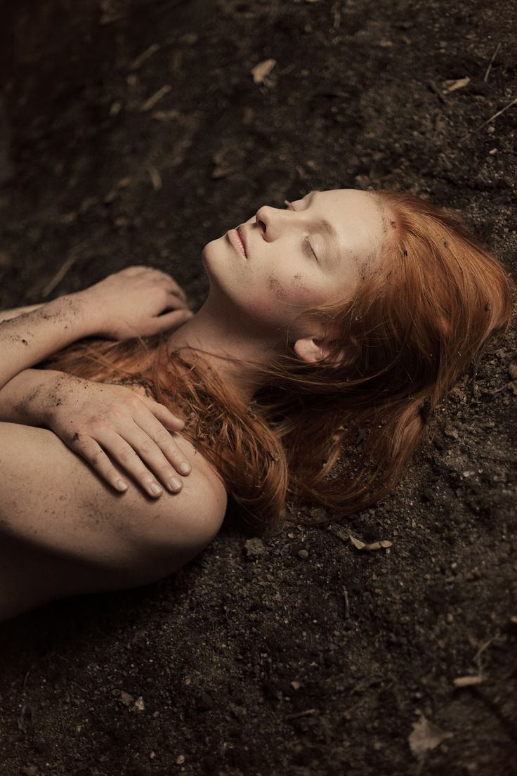 The story about the soil - the fountain of life and death - Magdalena Franczuk