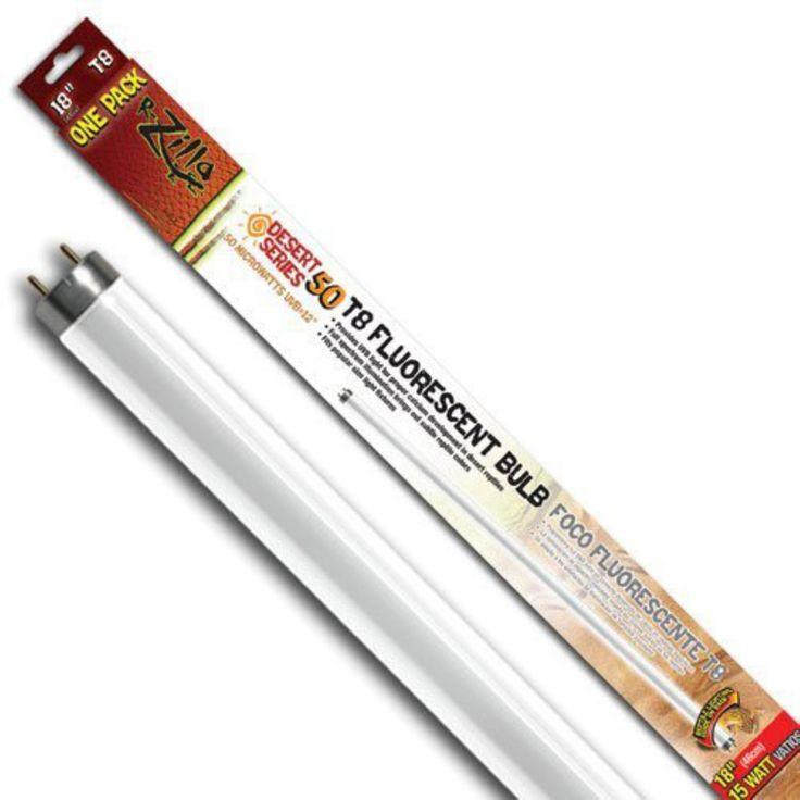 Zilla Desert T8 Light Fixture - 276728