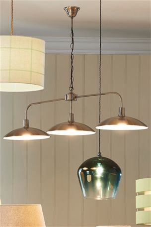 Buy Linear 3 Light From The Next UK Online Shop. Farmhouse LightingKitchen  ...