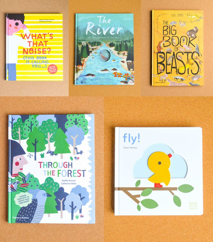 Make reading an essential part of your children's lives is one of the best gifts you can give them. Check out 5 GORGEOUS kids' books on today's post http://petitandsmall.com/smallprint-kids-books-open-childrens-imagination/