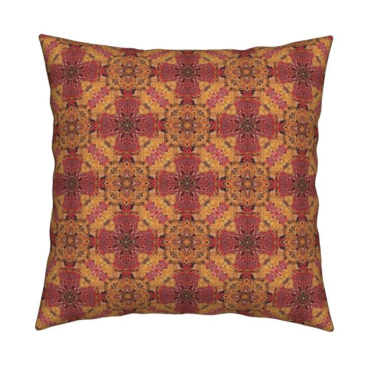 Rust_23 on Catalan by karwilbedesigns | Roostery Home Decor