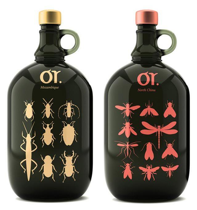 nem sei se eu gostaria de beber esse vinho, mas...  Organic Wine